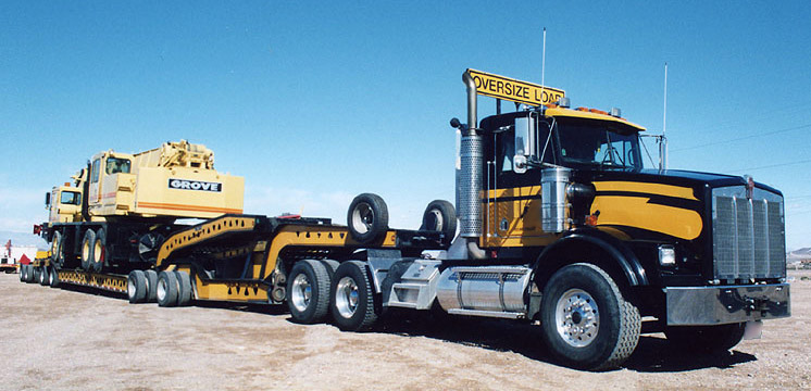 Equipment & Machinery Freight Transport Services