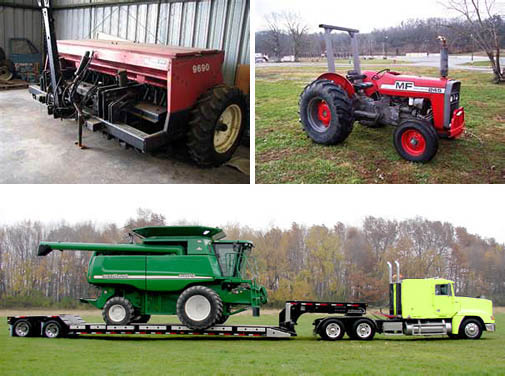 Farming and Agricultural Freight Services
