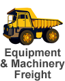 Heavy Equipment Hauling and Machinery Shipping Services