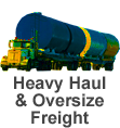 Heavy Haul and Oversize Freight Services