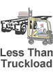 LTL (Less Than Truckload) Shipping Services