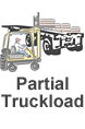 Freight Services via Partial Load Move