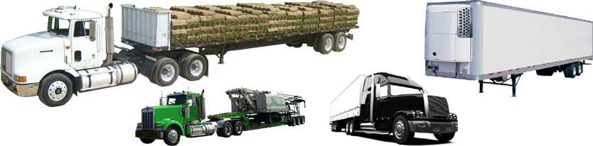 Full truckload FTL freight services